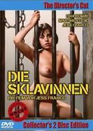 Die Sklavinnen - German DVD cover (xs thumbnail)