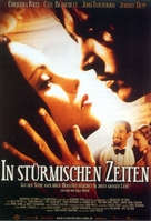 The Man Who Cried - German Movie Poster (xs thumbnail)