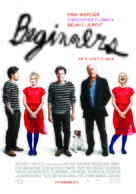 Beginners - Mexican Movie Poster (xs thumbnail)