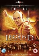 Fong Sai Yuk - British DVD cover (xs thumbnail)