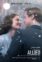 Allied - Movie Poster (xs thumbnail)