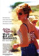 Erin Brockovich - German Movie Poster (xs thumbnail)