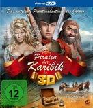 L'île au(x) trésor(s) - German Blu-Ray cover (xs thumbnail)