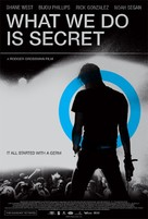 What We Do Is Secret - Movie Poster (xs thumbnail)