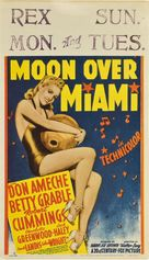 Moon Over Miami - Movie Poster (xs thumbnail)