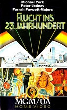 Logan's Run - German VHS cover (xs thumbnail)