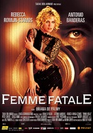 Femme Fatale - Polish Movie Poster (xs thumbnail)