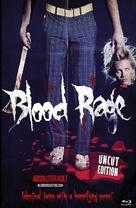 Blood Rage - German Blu-Ray movie cover (xs thumbnail)