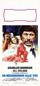 From Noon Till Three - Italian Movie Poster (xs thumbnail)