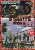 Una ragione per vivere e una per morire - Spanish DVD movie cover (xs thumbnail)