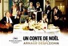 Un conte de Noël - French Movie Poster (xs thumbnail)