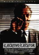 A Shock to the System - Spanish Movie Poster (xs thumbnail)