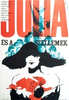 Giulietta degli spiriti - Hungarian Movie Poster (xs thumbnail)