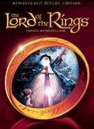 The Lord Of The Rings - DVD cover (xs thumbnail)