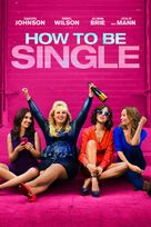 How to Be Single - DVD movie cover (xs thumbnail)