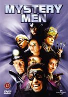 Mystery Men - Danish DVD cover (xs thumbnail)