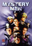 Mystery Men - Danish DVD movie cover (xs thumbnail)
