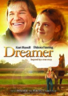 Dreamer: Inspired by a True Story - DVD movie cover (xs thumbnail)