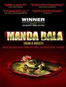 Manda Bala - DVD cover (xs thumbnail)