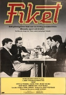 Diner - Swedish Movie Poster (xs thumbnail)