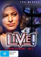 Live! - Australian DVD cover (xs thumbnail)