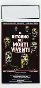 The Return of the Living Dead - Italian Movie Poster (xs thumbnail)