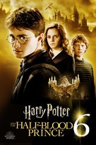 Harry Potter and the Half-Blood Prince - Video on demand movie cover (xs thumbnail)