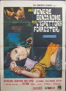 Der Teufel kam aus Akasava - Italian Movie Poster (xs thumbnail)