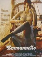 Emmanuelle - Danish Movie Poster (xs thumbnail)