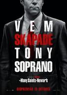 The Many Saints of Newark - Swedish Movie Poster (xs thumbnail)