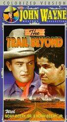 The Trail Beyond - VHS cover (xs thumbnail)