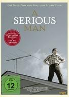 A Serious Man - German DVD movie cover (xs thumbnail)