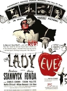The Lady Eve - Movie Poster (xs thumbnail)