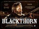 Blackthorn - British Movie Poster (xs thumbnail)
