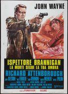 Brannigan - Italian Movie Poster (xs thumbnail)