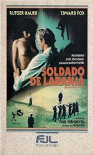 Soldaat van Oranje - Brazilian VHS cover (xs thumbnail)