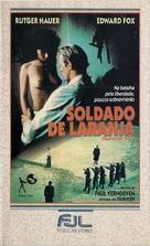 Soldaat van Oranje - Brazilian VHS movie cover (xs thumbnail)
