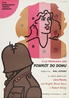 Coming Home - Polish Movie Poster (xs thumbnail)