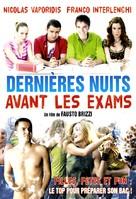 Notte prima degli esami - French DVD cover (xs thumbnail)
