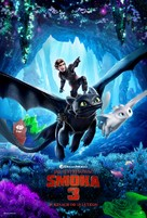 How to Train Your Dragon: The Hidden World - Polish Movie Poster (xs thumbnail)