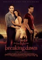 The Twilight Saga: Breaking Dawn - Part 1 - Swedish Movie Poster (xs thumbnail)