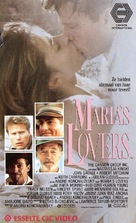 Maria's Lovers - Dutch Movie Cover (xs thumbnail)