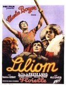 Liliom - French Movie Poster (xs thumbnail)