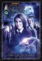 """House of Anubis"" - DVD cover (xs thumbnail)"