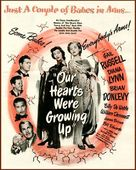 Our Hearts Were Growing Up - poster (xs thumbnail)