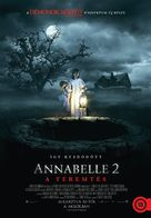 Annabelle: Creation - Hungarian Movie Poster (xs thumbnail)
