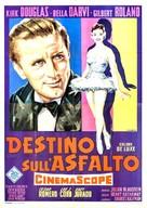 The Racers - Italian Movie Poster (xs thumbnail)