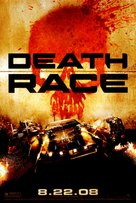 Death Race - Movie Poster (xs thumbnail)