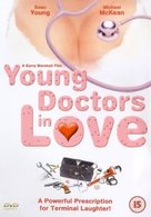 Young Doctors in Love - British DVD cover (xs thumbnail)