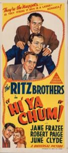 Hi'ya, Chum - Movie Poster (xs thumbnail)